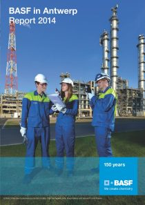 BASF in Antwerp, report 2014 (ENG)