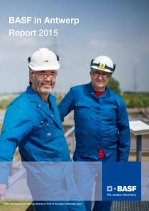 BASF in Antwerp, report 2015 (EN)