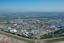 Overview of the BASF site in Antwerp, Belgium