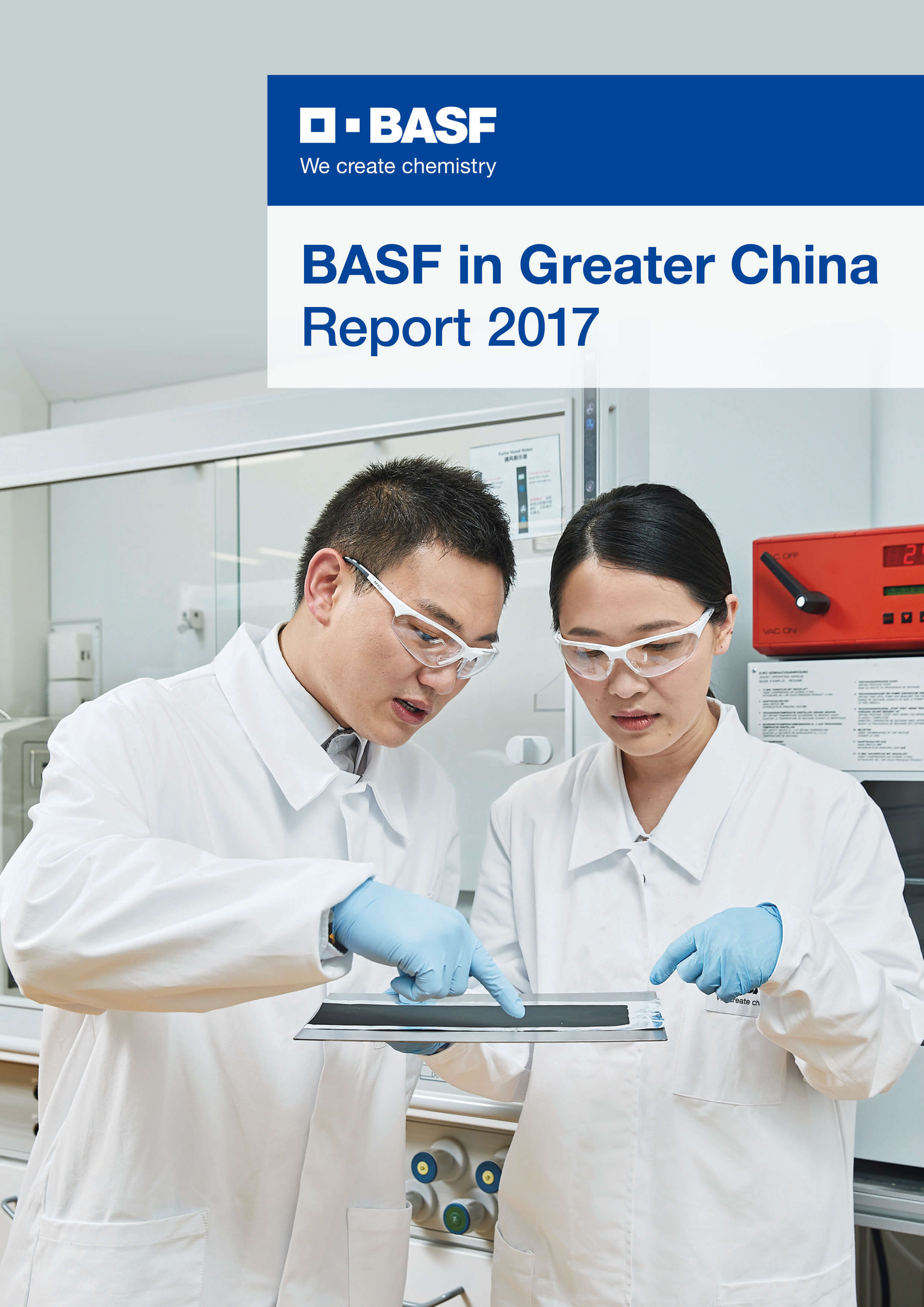 BASF publishes annual integrated report in Greater China for 10th