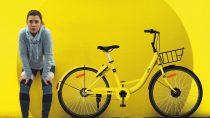Bike-sharingová společnost ofo využívá revoluční dvouvrstvý systém pneumatik vyrobených z Elastopanu® od BASF