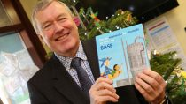 BASF book presentation at Stornoway Primary School