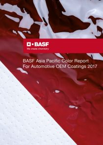 Asia Pacific Color Report 2017