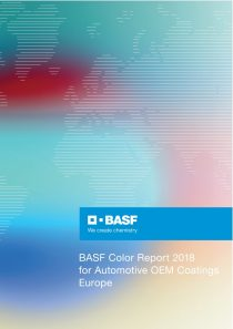 BASF Color Report 2018 Europe
