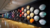 At the Color Design Studio Europe, new automotive colors are developed an presented in the showroom.