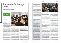 BASF article on stakeholder relations (in German)
