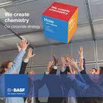 We create chemistry