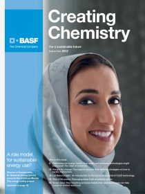 Creating Chemistry Issue two 2012