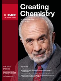 Creating Chemistry Issue three 2013