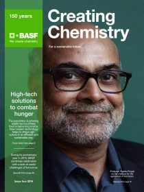 Creating Chemistry Issue four 2014