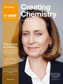 Creating Chemistry Issue five 2015