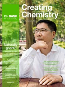 Creating Chemistry Issue six 2017