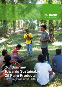"""Our Journey Towards Sustainable Oil Palm Products"" – Palm Progress Report 2016"