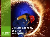 BASF and Circular Economy – examples