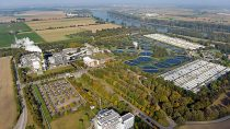 BASF's wastewater treatment plant: One of the largest in Europe