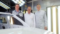 Collaboration between Audi, BASF and Covestro / Kooperation von Audi, BASF und Covestro