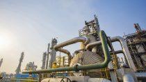 Ethylen-Anlage in der BASF-YPC Company Limited