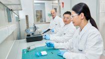 Der Innovation Campus in Shanghai ist der größte F&E-Standort der BASF in der Region. Mit der Investition in den Longwater Advanced Materials Fund unterstreicht BASF Venture Capital ihr Bestreben, die Innovationskraft der BASF in China weiter auszubauen.