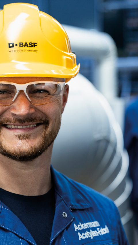 New acetylene plant at Ludwigshafen site