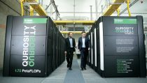 QURIOSITY – BASF's supercomputer