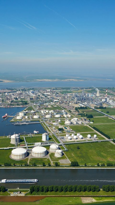 BASF Group's second most important production center is located in Antwerp, in the north of Belgium. The Verbund site is directly connected to the North Sea, the Port of Antwerp and the European hinterland.  BASF Antwerp is about six square kilometers large and includes around 50 plants, bundled into 15 integrated production clusters.