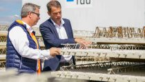 Karsten Diehl, Head of Sales Master Builders Solutions North Germany, BASF and Thomas Beike, Managing Director fdu Betonwerke have been working together as close partners for several years to master the daily challenges of the precast manufacturer and to ensure optimal output