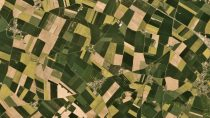 Planet and BASF support European farmers with more precise agronomic insights based on daily satellite imagery.   Photo: Planet Labs, Inc.