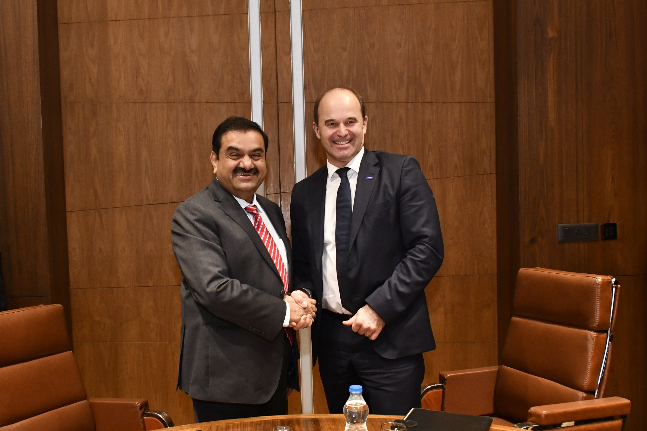 BASF to partner with Adani to evaluate investment in