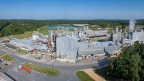 BASF's attapulgite manufacturing facility at Quincy, Florida, USA