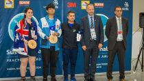 45th WorldSkills Competition in Kazan, Russia