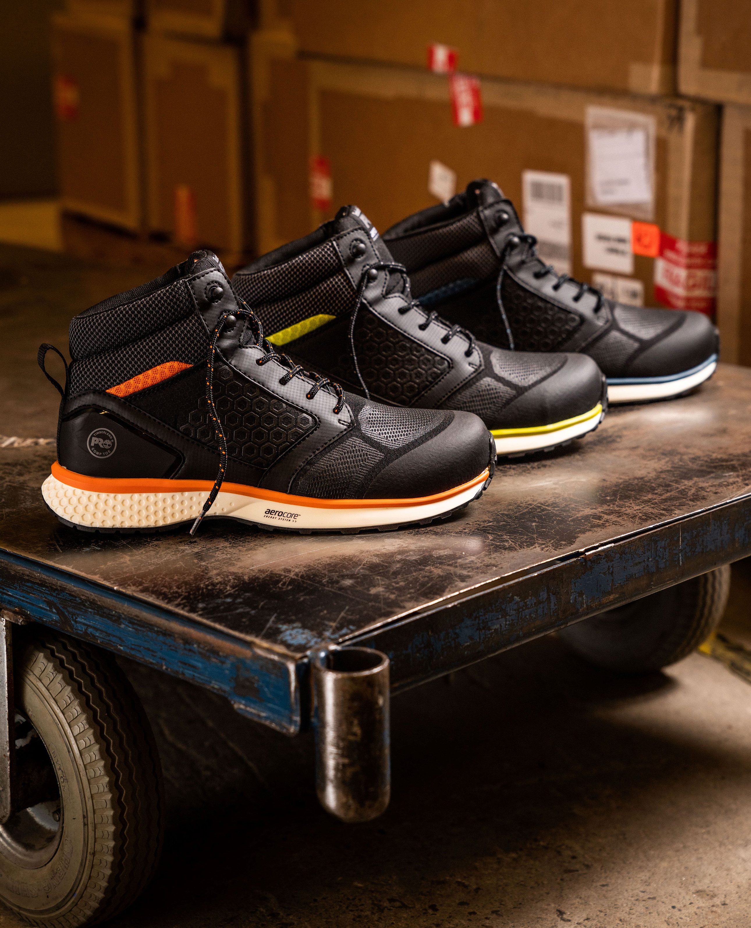 Timberland PRO Reaxion safety shoe