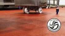 Ucrete industrial flooring achieved Halal certification.
