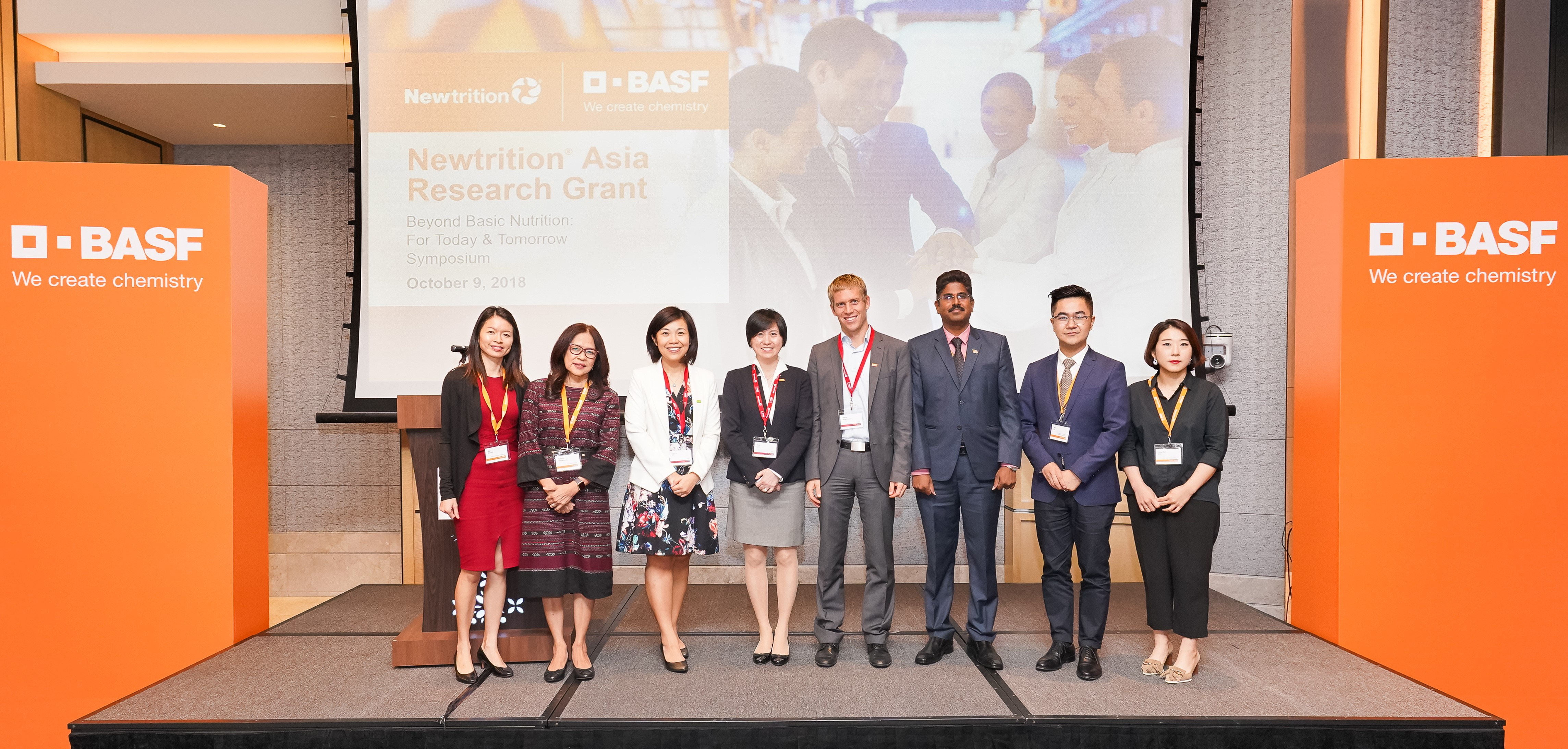 Winners Of Newtrition Asia Research Grant 2018 To Address Pressing Health Concerns In Asia With New Clinical Studies
