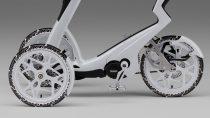 Špeciálne navrhnutá pneumatika s použitiím materiálov Infinergy a Elastollan®