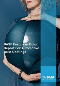 BASF European Color Report  (EN)