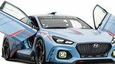 Hyundai RN30 Concept Car features chemistry-driven solutions co-
