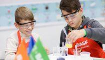 Дитяча хімічна лабораторія BASF Kids' Lab