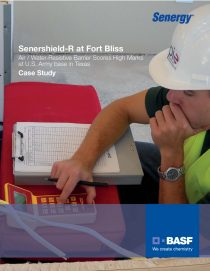 Case Study: Fort Bliss incorporating Senershield-R
