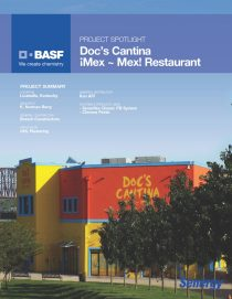 Project Spotlight - Doc's Cantina Mex-Mex Restaurant
