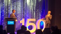 Chris Hadfield and Ed Robertson join BASF Canada to celebrate 150 years of creating chemistry